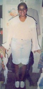 Jr. HS me was too fat to be anything...still I manage to rock that flared shirt and clogs like no one's business