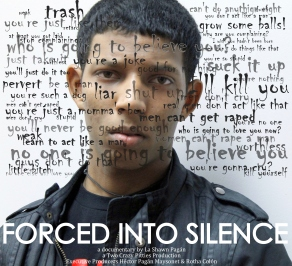 Forced into Silence (Poster 1)