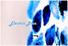 Elecric Blue cover 2