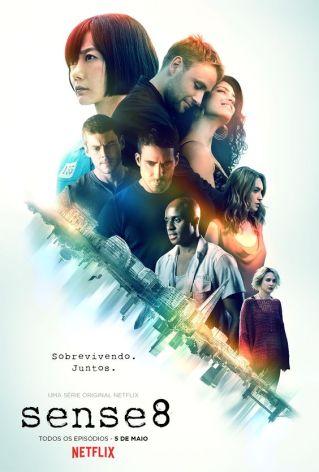 Sense 8 Poster